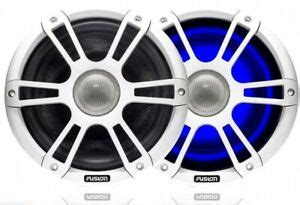 Fusion SG-CL65SPW 6,5 Inch Recessed Boat Speakers 230W